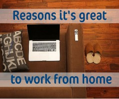Top reasons to run your business from home